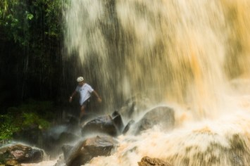 Cachoeiras foram o ponto alto da prova (Foto: David Santos Jr. / Mitsubishi)