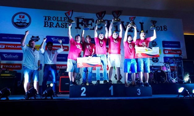 Navegador da Trancos e Barrancos vence Troller Festival pela categoria Master