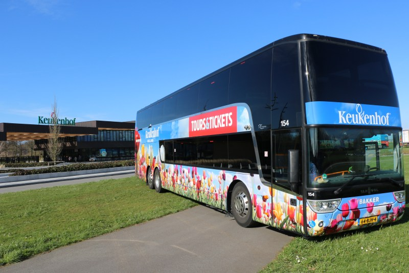 Keukenhof tour from Amsterdam