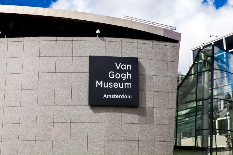 Van Gogh Museum Private Tour