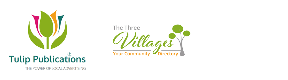 Logo: Tulip Publications - The power of local advertising