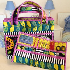 Crochet Tote and Caddy-tulip-square-quilt-patterns
