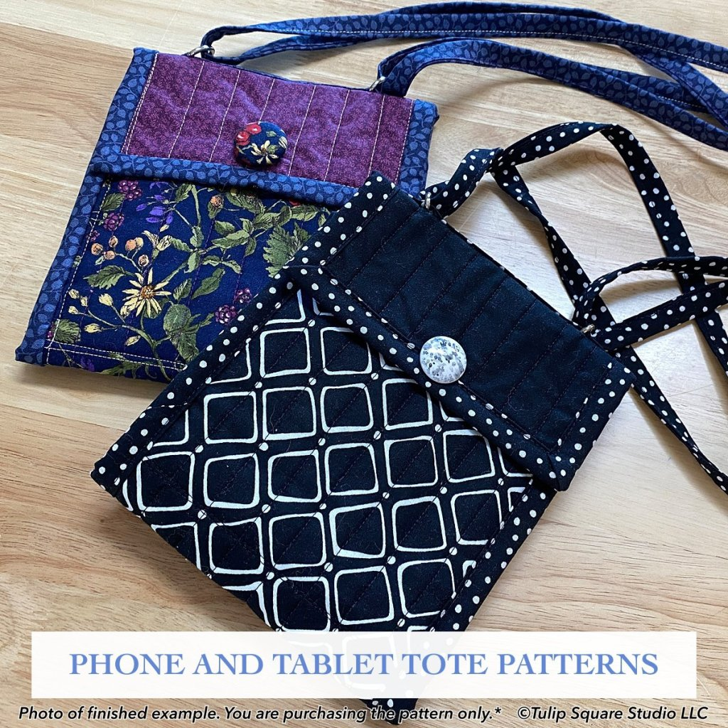 quilted-phone-tablet-tote-patterns