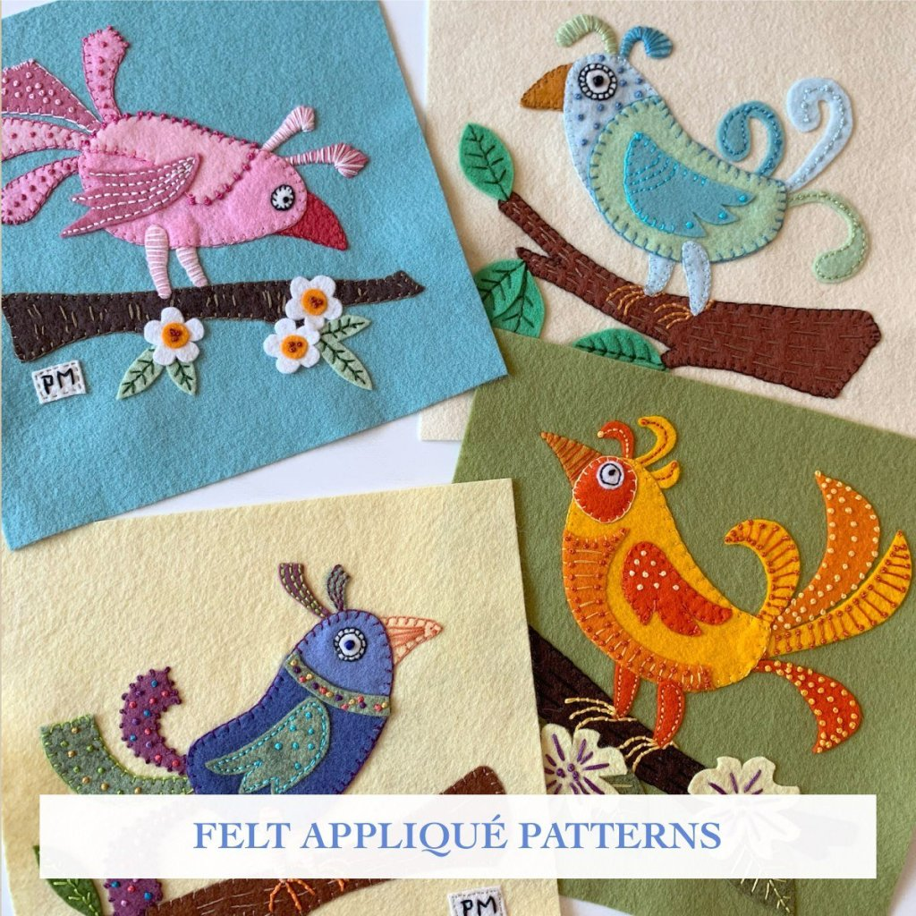 felt-applique-patterns