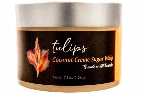 Coconut Creme Sugar Whip Tulips Waxing Aspen