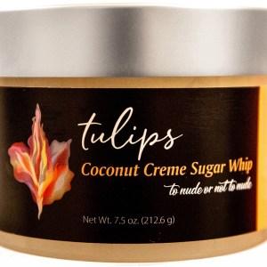 Coconut Creme Sugar Whip Tulips Waxing Aspen