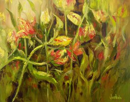 Tulips with a Twist | Mary Westrate