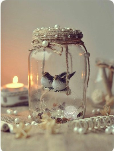 20 Great Ideas for Creating Fairytales Diorama in Jars