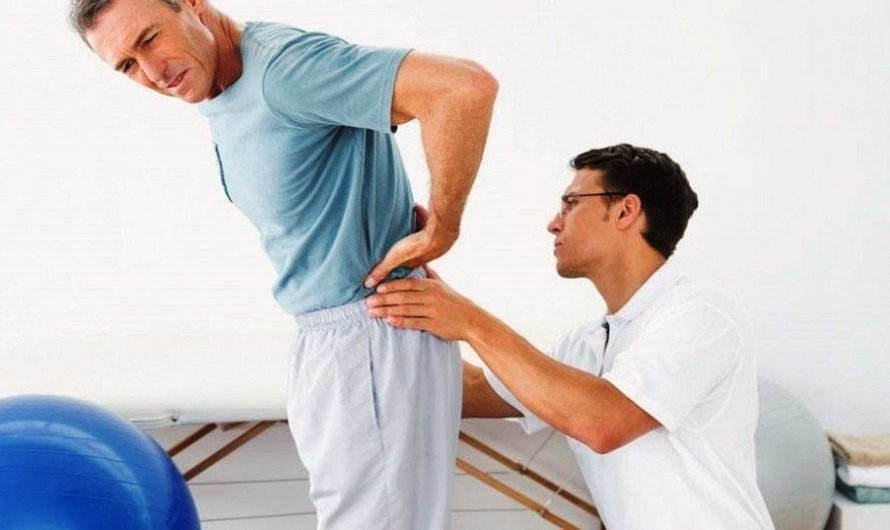 Back Pain Intervention and How to relieve it