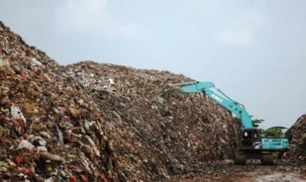 pengelolaan sampah akhir makassar
