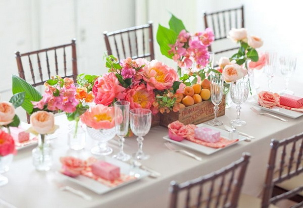 2014 Spring Wedding Colors & Trends