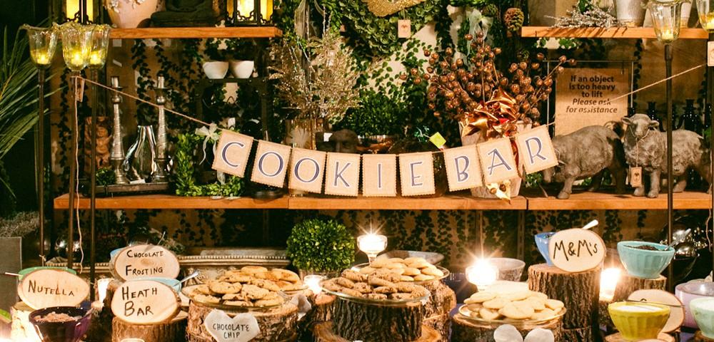 20 Creative Wedding Food Bar Ideas For Your Big Day
