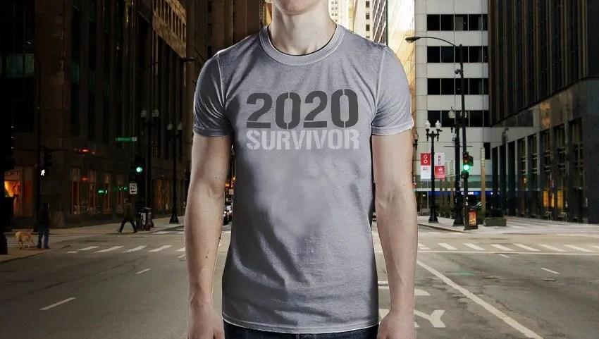 2020 Survivor Premium T-shirt