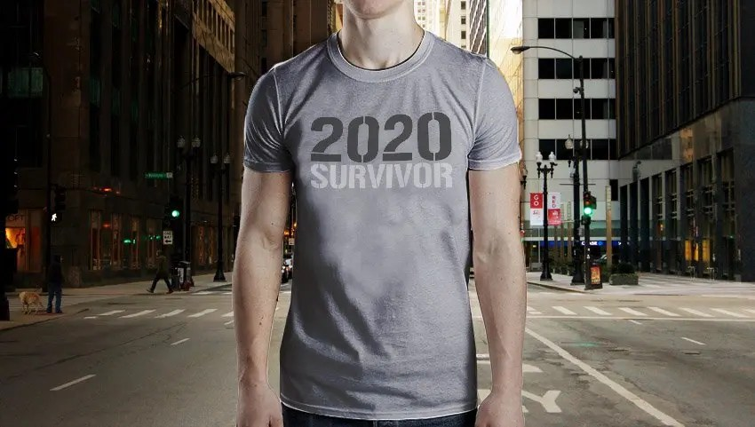 2020 Survivor Premium T-shirt