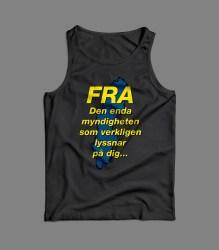 FRA - Den enda myndigheten som verkligen lyssnar på dig!