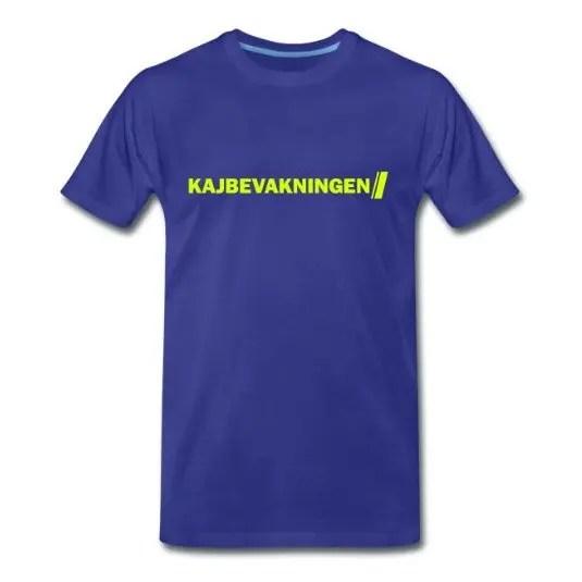 Kajbevakningen - Premium T-shirt herr