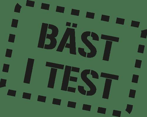 Motiv: Bäst i test