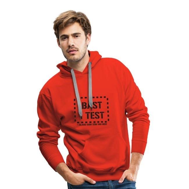 Bäst i test bland dom som var med - Premium luvtröja hoodie herr