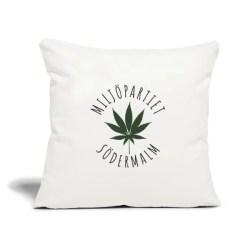 Miljöpartiet - Södermalm - Cannabis
