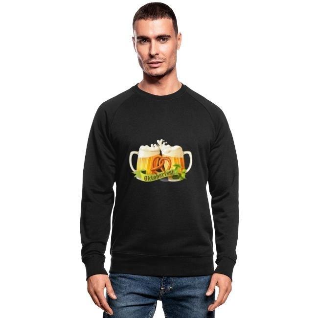 Oktoberfest - Ekologisk sweatshirt herr