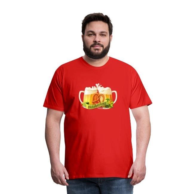 Oktoberfest - Premium T-shirt herr