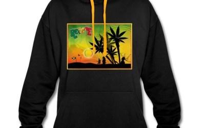 Reggae – med cannabispalmer