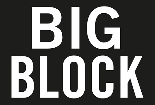 Motiv: Big Block