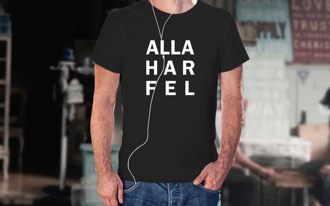 Alla har fel - Premium T-shirt herr