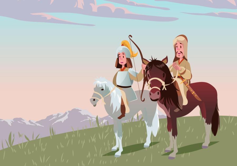 Türk Savaşçılar ve Atları