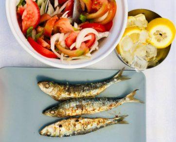 Uskumru Balığı Besin Değerleri