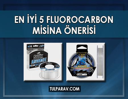 En İyi 5 Fluorocarbon Misina