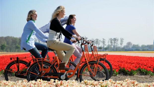 Blumenradtour