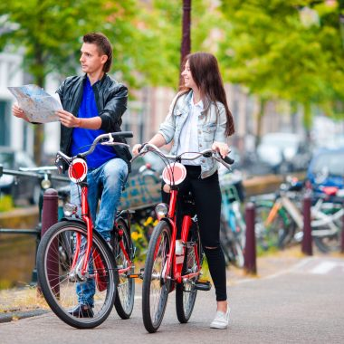 Fahrradverleih Amsterdam