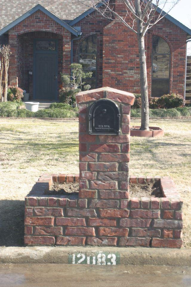 Brick Mailboxes Kodiak Custom Masonry