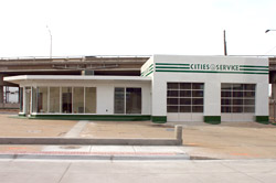 Cities Service Station #8