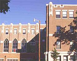 St. John Vianney Training School for Girls
