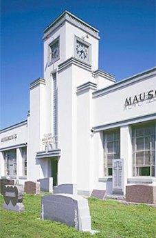 Tulsa Monument Company Building
