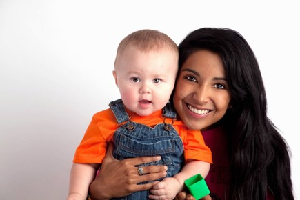 sitter-baby-closeup