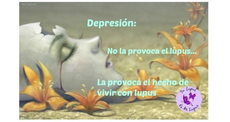 La enfermedad el lupus y la depresión