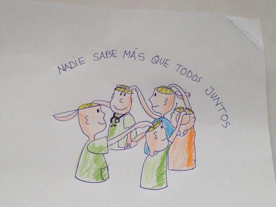 2013.11.05_Sherpas20 Dibujo Grupo médico