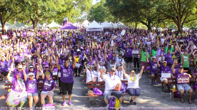 Walk to end lupus