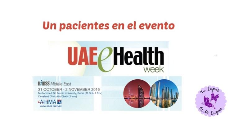 Eventos en Dubái: la #UAEeHealthWeek