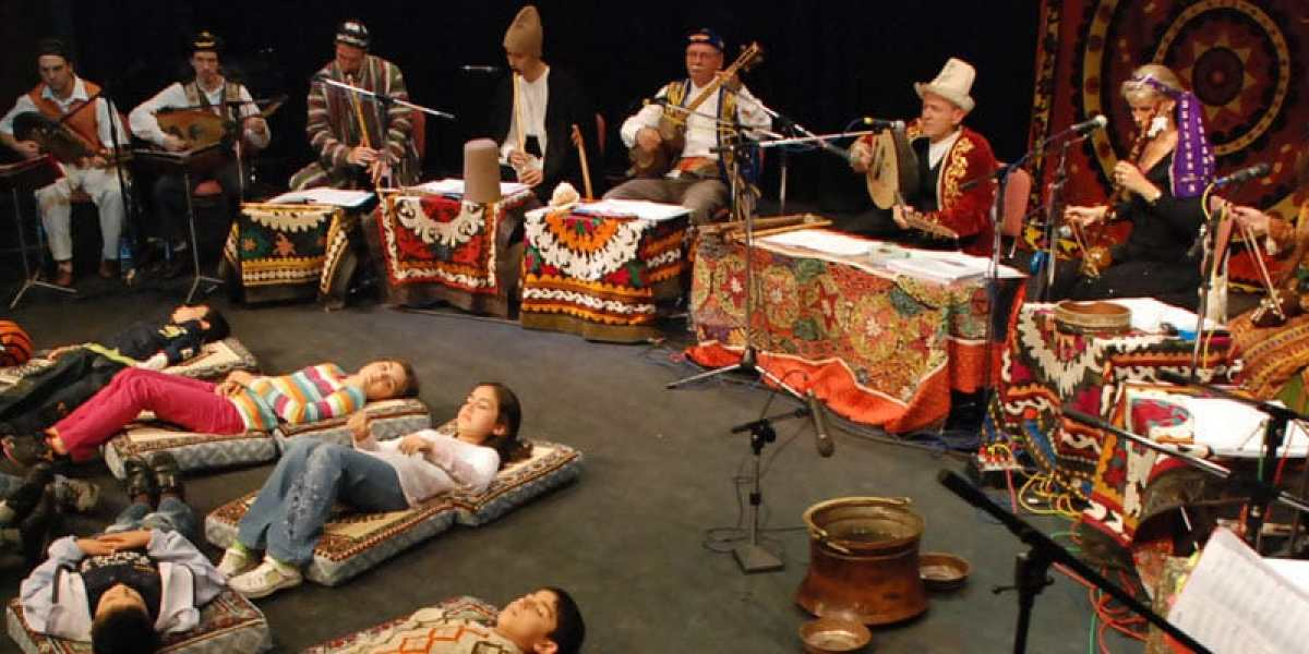 Turkish music and movement therapy tradition