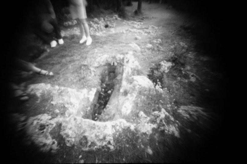 Tumba común, de Cristóbal Polo - Estenopógrafo #5