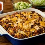 gluten, dairy free taco bake recipe