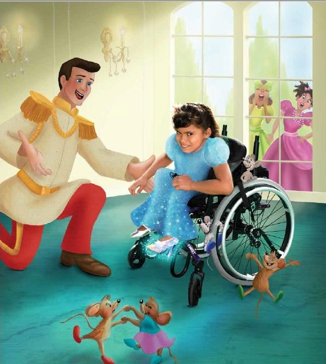 Chicago Treasure:  Prince Charming and Cinderella