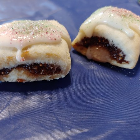 Italian Fig cookie