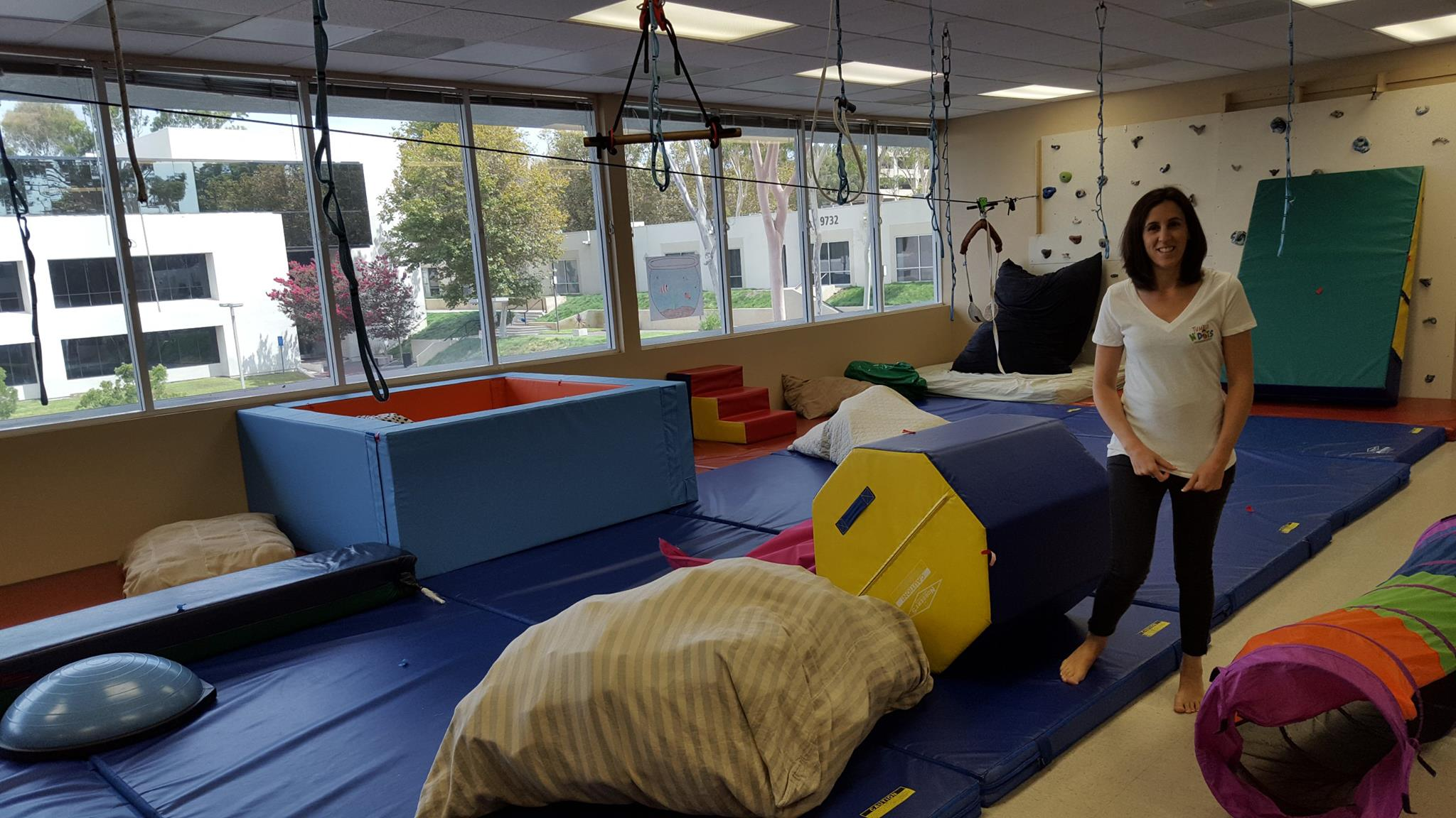 Pediatric Occupational Therapy Clinic