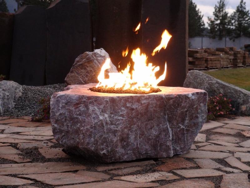 Steel Fire Pit