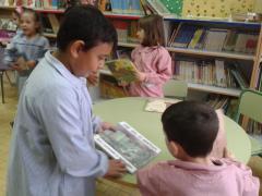 Intercambiamos libros